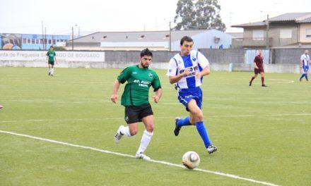 Bougadense perde com Vila Chã