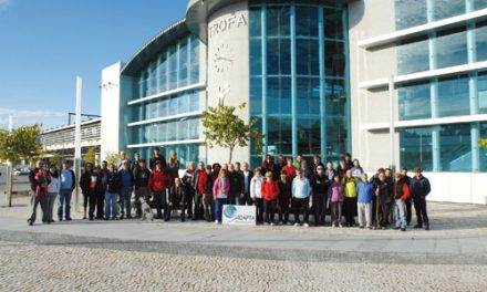 "ADAPTA organizou caminhada por ""terras de Santiago"""