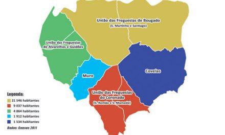 Presidente da República promulga novo mapa de freguesias