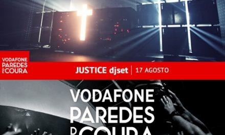 Justice confirmados no Festival Vodafone Paredes de Coura 2013