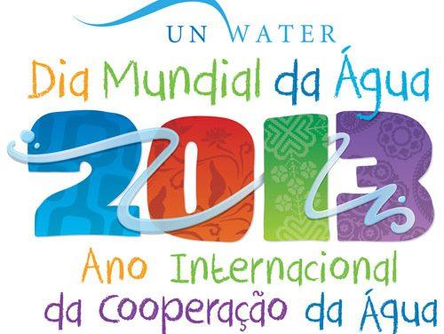 2013 é o Ano Internacional para a Cooperação pela Água