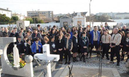 FNA homenageia fundadores do escutismo da Trofa