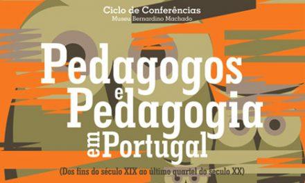 Museu Bernardino Machado lança debate sobre a pedagogia em Portugal
