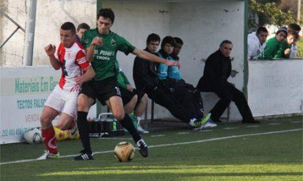 FC Foz dá 5-1 ao Bougadense