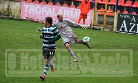 Trofense empatou com Sporting B