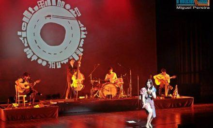 Deolinda no Teatro Municipal De Vila do Conde Foto¬-Reportagem