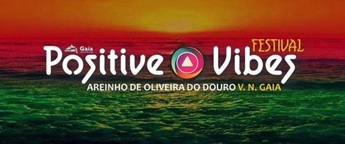 Festival Positive Vibes novas confirmações