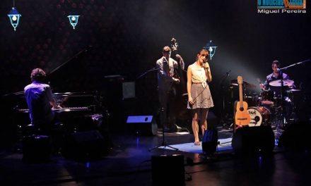 Luísa Sobral no Teatro Municipal de Vila do Conde Foto-Reportagem