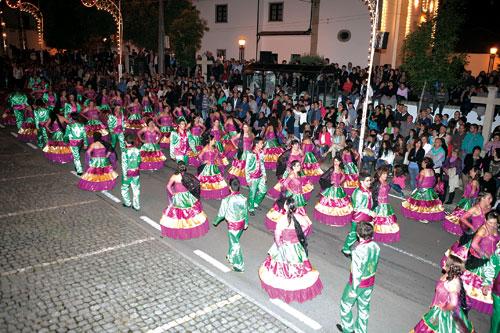 Marchas de regresso ao S. João de Guidões