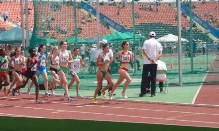 Andreia Rodrigues disputa final este domingo nos Mundiais juvenis de atletismo