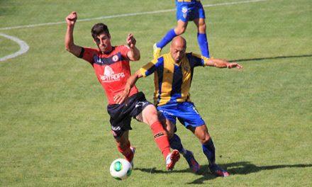 Trofense venceu o União da Madeira