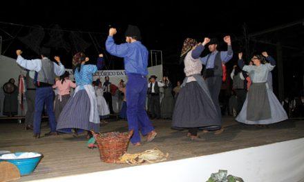 Rancho da Trofa exaltou tradições na antiga estação de comboios