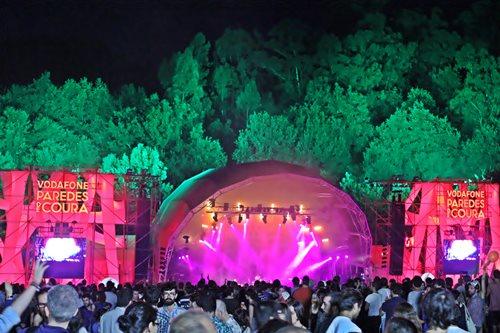 Festival Vodafone Paredes de Coura 3º Dia Foto-Reportagem