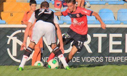Trofense foi goleado por 5 no BenficaB (C/vídeo)