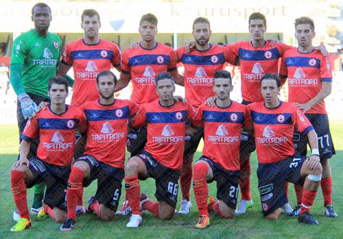 Trofense conquista em Chaves terceira vitória consecutiva