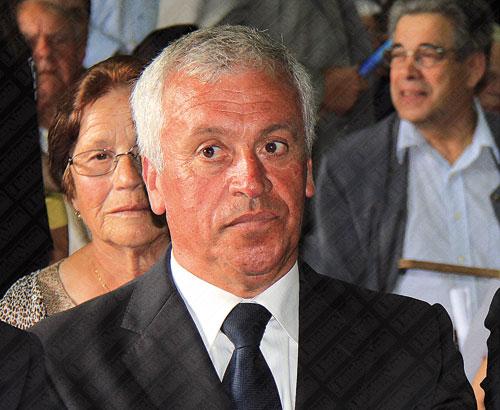 Faleceu Guilherme Ramos, ex-presidente da Junta de Freguesia de S. Romão do Coronado