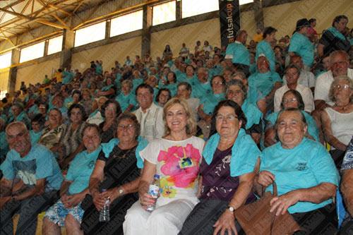 Seniores despedem-se das colónias balneares em S. João da Madeira