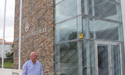 Fernando Moreira, presidente da Junta de Freguesia de Covelas, fez balanço de mandato