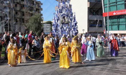 Procissão foi ponto alto das Festas em Honra da Senhora das Dores – fotogaleria