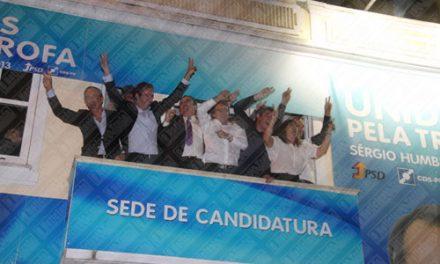 Sérgio Humberto é o novo presidente da Câmara Municipal da Trofa