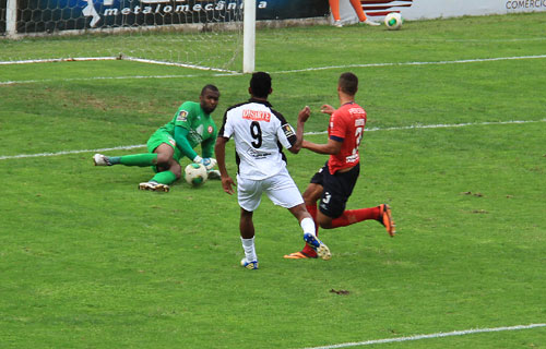 Trofense empatou no Atlético