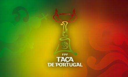 Trofense vai ao Dragão na 3ª eliminatória da Taça de Portugal