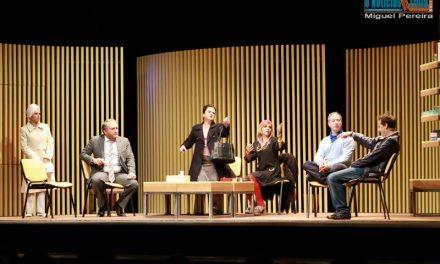 Toc Toc no Teatro Sá da Bandeira Foto-Reportagem