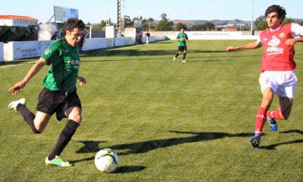 Bougadense estreia em casa com derrota