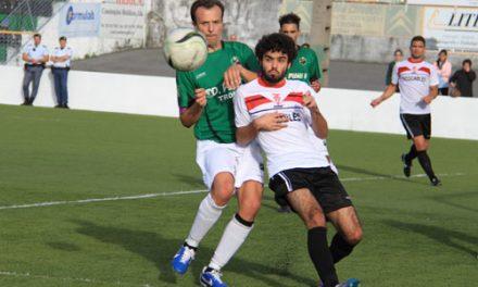 Bougadense perdeu por 3 a 1 com o Folgosa