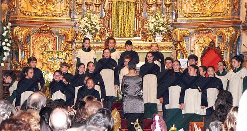 Meninos Cantores do Município da Trofa atuam na Assembleia da República e no Palácio de Belém