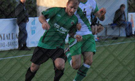 Bougadense perde por três com o Vila Chã