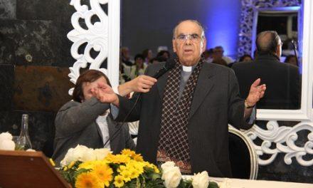 Faleceu padre Armindo