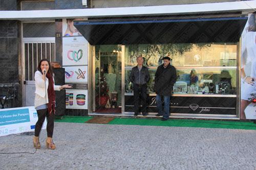 Espetáculos de rua para dinamizar comércio local
