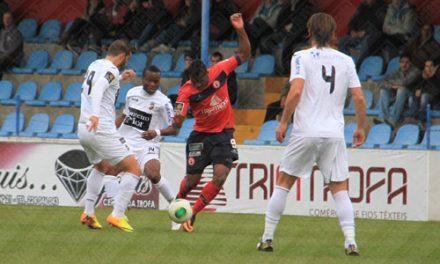 Trofense venceu o Farense por 1 a 0