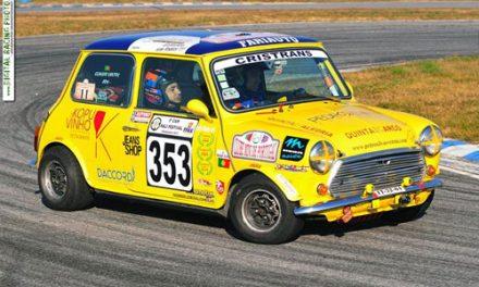 Trofenses em destaque no 5º CAM Rally Braga