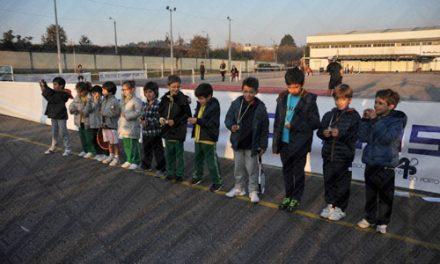 Cerca de 60 atletas no circuito interno do Clube de Ténis