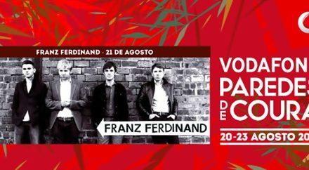Vodafone Paredes de Coura – 1ª Confirmação