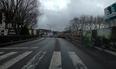 EN14 E EN104 com trânsito condicionado na Trofa a partir de 8 de janeiro