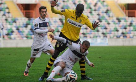 Trofense perde por 3 no Beira-Mar