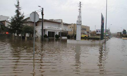 Trofa alerta para condições climatéricas adversas