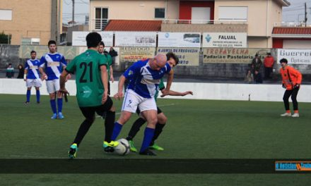 Bougadense vence Perosinho