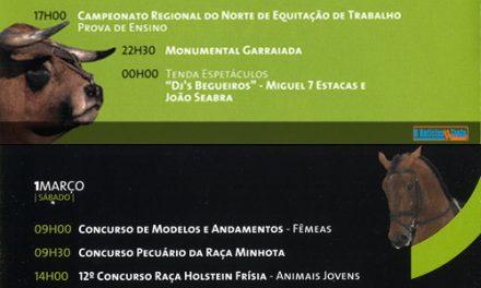Programa Feira Anual da Trofa 2014