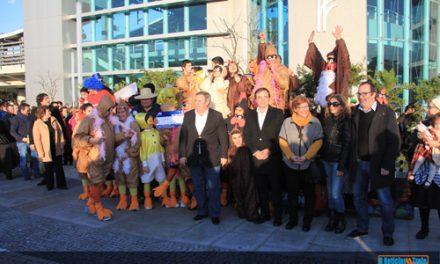 Carnaval da Trofa saiu à rua (c/videos)