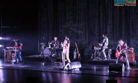 Os Clã no Teatro Municipal de Vila do Conde Foto-Reportagem