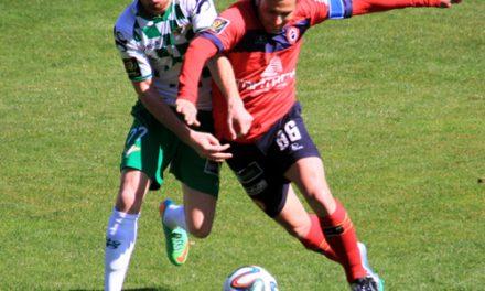Trofense perdeu 7 a 1 com o Moreirense