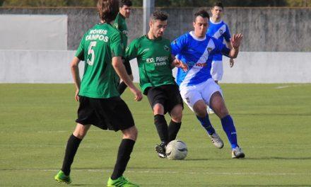 Bougadense perde por 1-2 com Alfenense