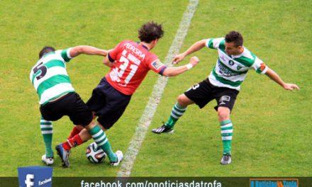 Trofense venceu o Sporting da Covilhã
