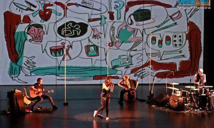 A Naifa no Teatro do Campo Alegre Foto-Reportagem