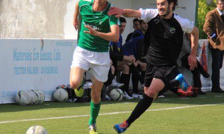 Bougadense vence, S. Romão escorrega no campo do Zebreirense