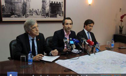 Autarcas tomam posição sobre proposta do Governo para a EN14 (c/video)